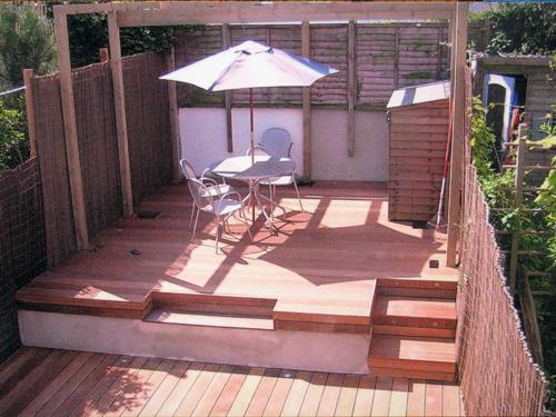 Garden And Patio Decking Gallery Decking Design A Brighton Inspiration Garden Decking Designs Gallery