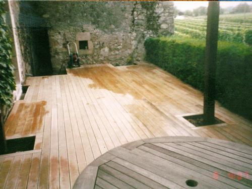Image Result For Roof Decking